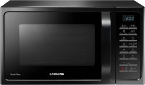 four micro ondes pas cher Samsung MC28H5015CK