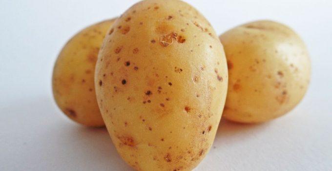Pomme de terre micro ondes
